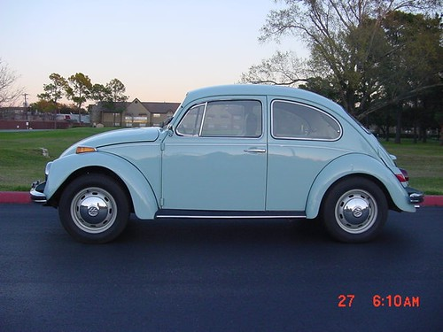 1970 Vw Beetle My Ol Buddy Robert Has Just About