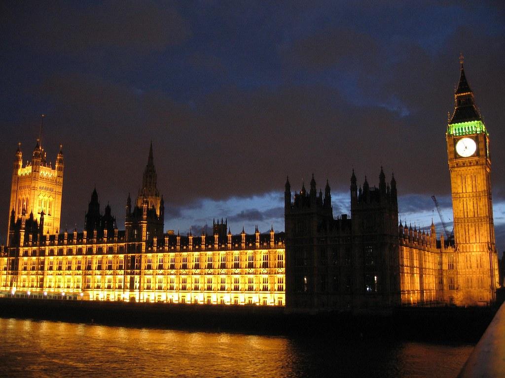 Big Ben y Parlamento de Londres | Big Ben y Parlamento de ...