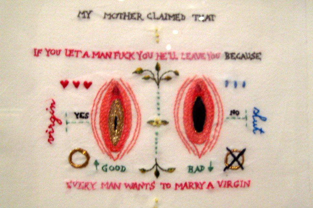 Nyc Mad Pricked Extreme Embroidery Lessons From My M Flickr