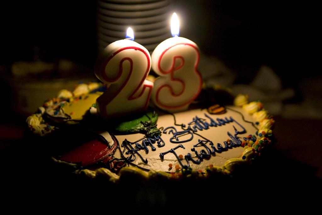 Поздравления с днем рождения для 23 лет 63