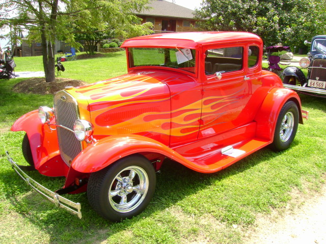 1931 ford 5 window coupe day by the bay xxvi bay for 1931 ford 5 window