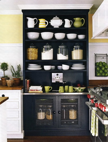 Kitchen Pantry Cabinet For Small Area