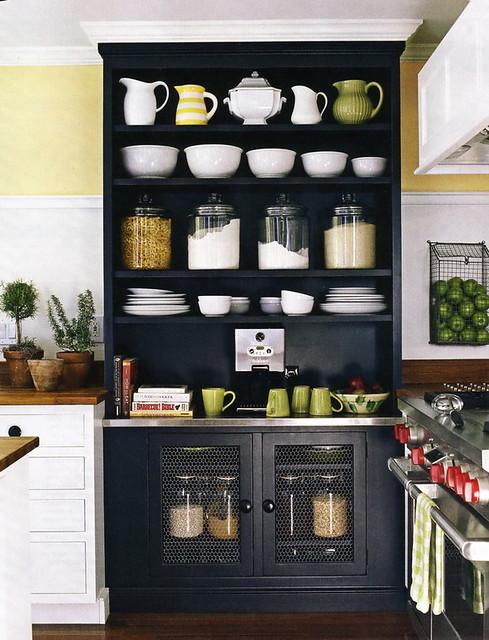 Permalink to Black Kitchen Pantry Cabinet