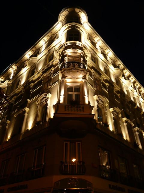 Grand Hotel Pupp Speisekarte