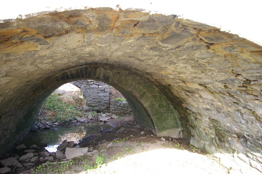 Antietam Creek Maryland Over Antietam Creek
