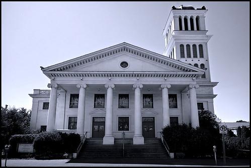 First Christian Church Eugene Oregon Ed Little Jr