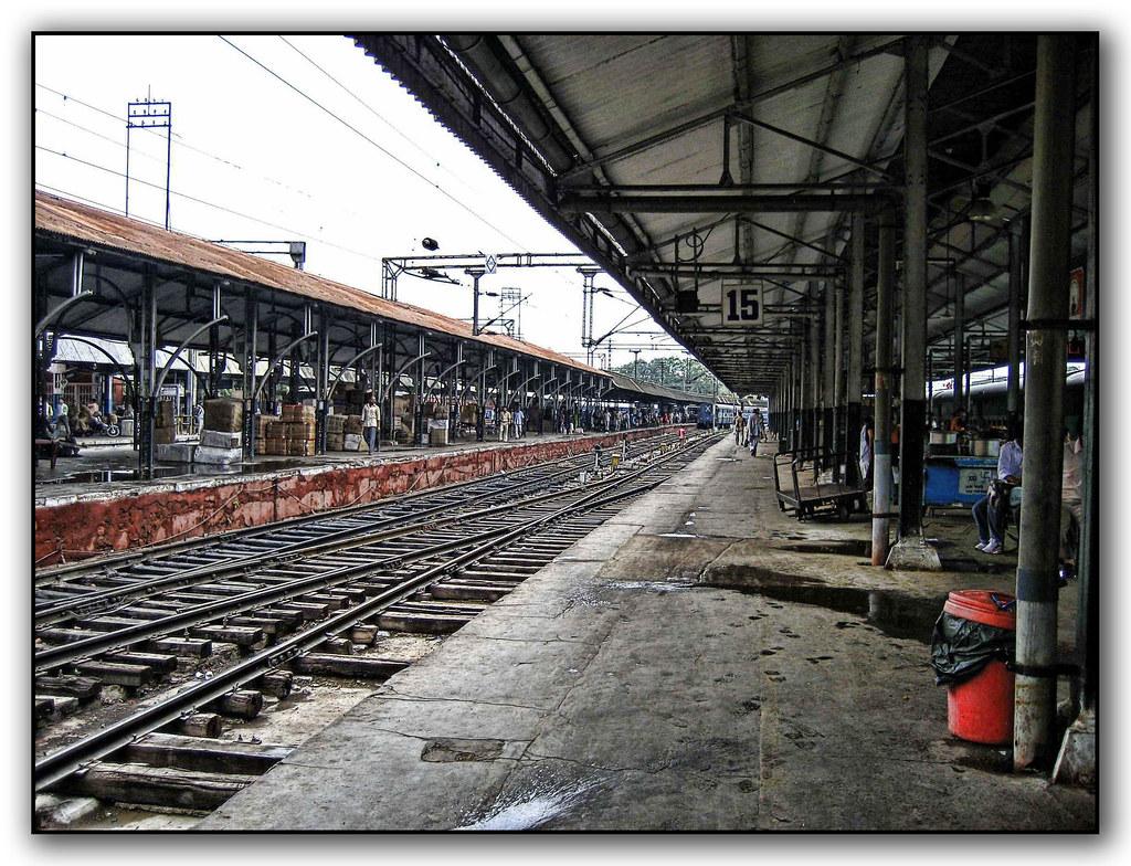 Old Train Station Platform Images Pictures