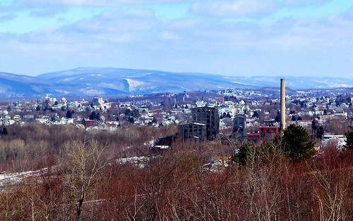 Huber Colliery & Wilkes-Barre coal region | by Hank Rogers