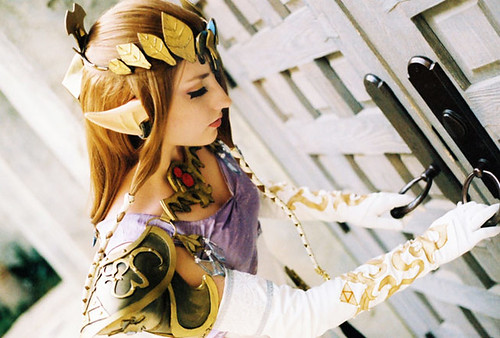 Princess Zelda Cosplay | by Enchanted Collection