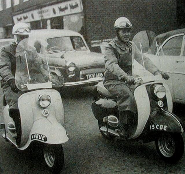 Image result for john surtees scooter