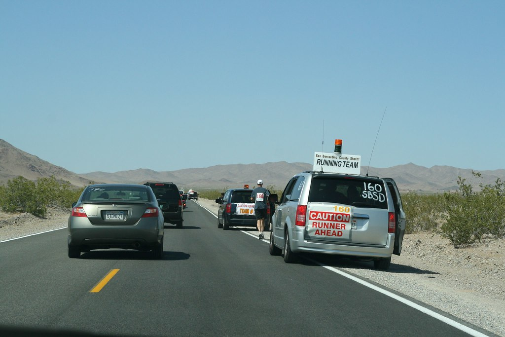 Back Up Camera Law California >> Baker to Vegas Race | Driving up the highway to Death Valley… | Flickr