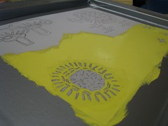 Silk Screening is FUN! | by average_jane_crafter