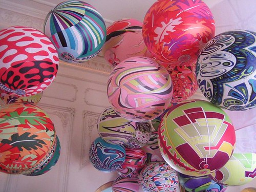 Pucci balloons | by janeteastman74