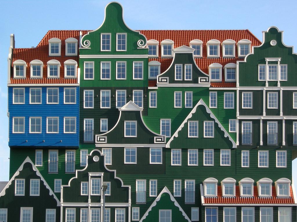 Inntel Hotel Amsterdam Zaandam Hoek Van Holland South