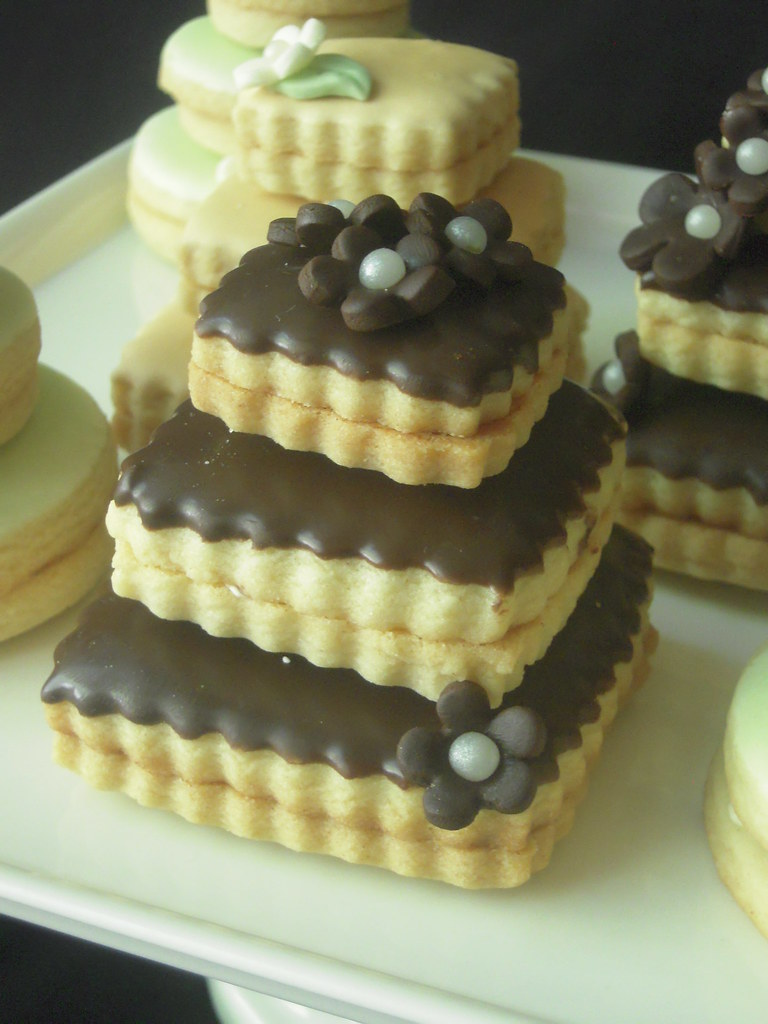 mini wedding cake cookies recipe wedding cake cookies mini wedding cakes stacked butter 17413