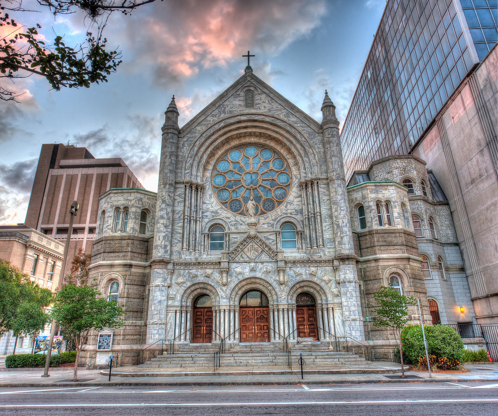 Catholic Churches Near Opryland Hotel