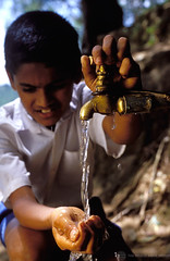 Accessing clean water | by World Bank Photo Collection