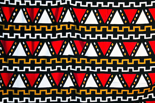 Africa | gemoomay Traditional African Patterns