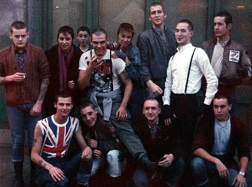 ipswich skinheads circa 1983 the gang back in the day