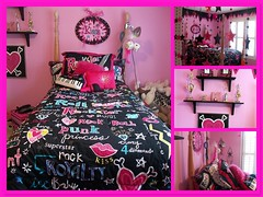 Kiera S Rock Star Room My Ten Year Old Daughter Wanted