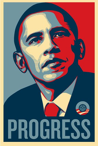Obey Obama | by jarito