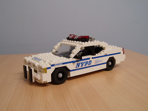 Nypd Dodge Charger 1 In 2006 The Nypd Started An