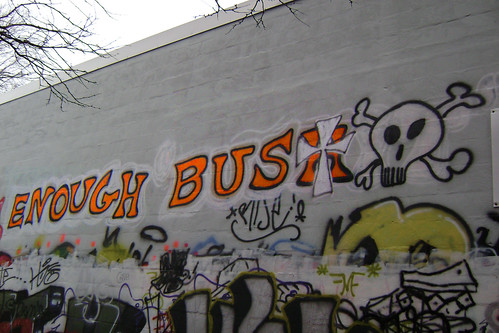 Enough Bush | by Just Us 3