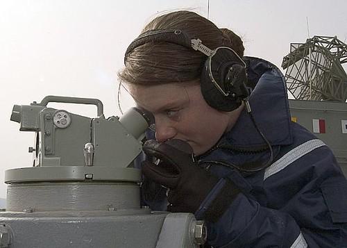 Navy Quartermaster   Quartermaster 3rd Class Mary Fornoff us…   Flickr