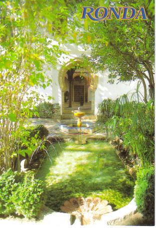 Jardines del palacio de mondrag n ronda mari n flickr for Jardin villa ronda