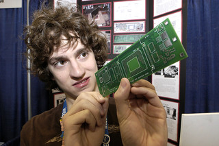 George Hotz - ISEF 2007 | by Intel ISEF
