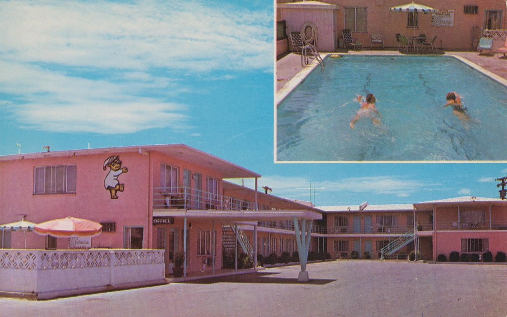 Las Cruces TraveLodge - Las Cruces, New Mexico U.S.A. - date unknown