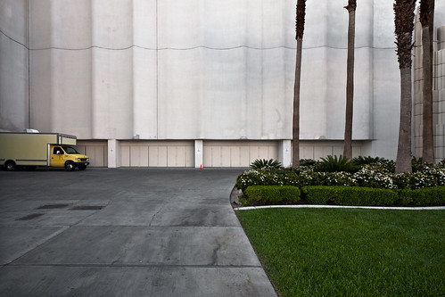 Backside of the MGM Grand | by hyfen