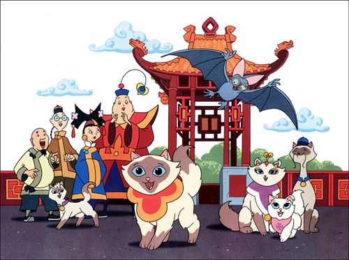 The cast of SAGWA