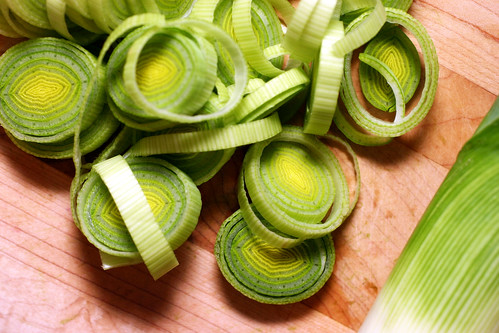 leeks | by smitten kitchen