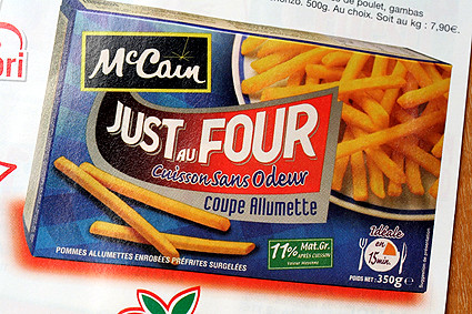 Odorless French Fries | by David Lebovitz