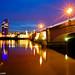 Day 85:  Putney Bridge and Wharf