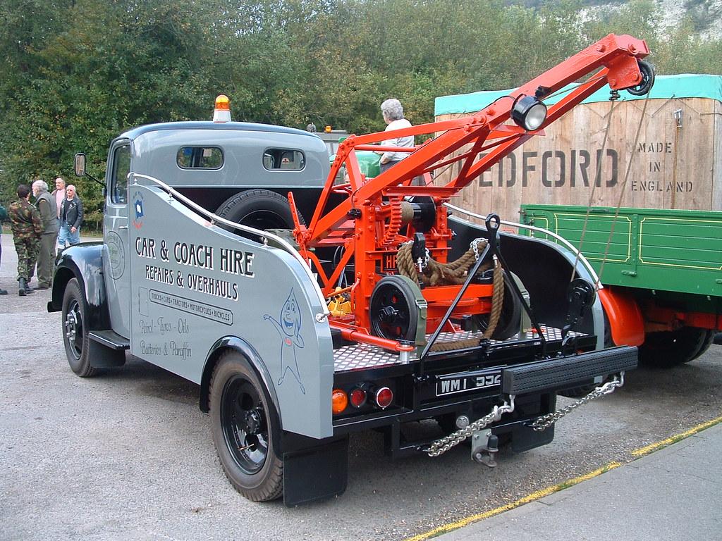 Fordson Thames Trader | Fordson Thames trader Tow truck Ambe… | Flickr