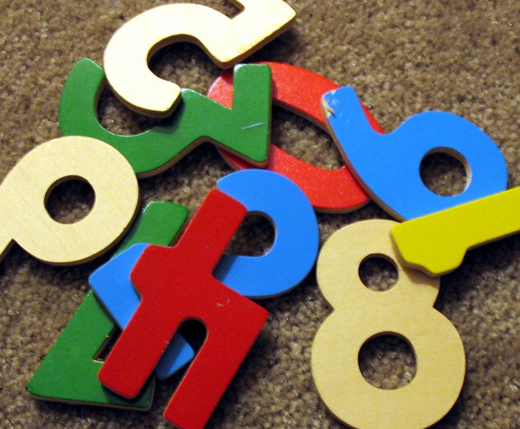 Jumbled Numbers Jumbled Numbers