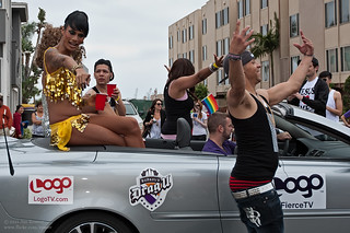 Long Beach -- LBGT PRIDE Parade 2011-40 | by J.Rossier Photography