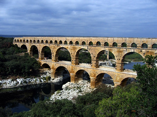 Pont du Gard | by zak mc