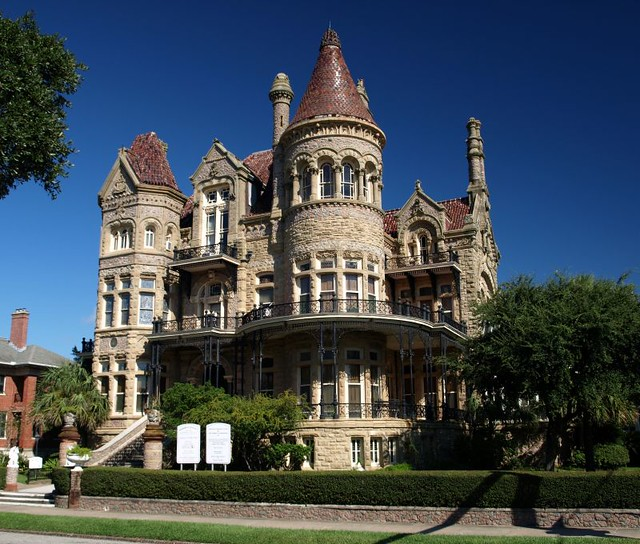 Walter Gresham House Galveston Texas Architect