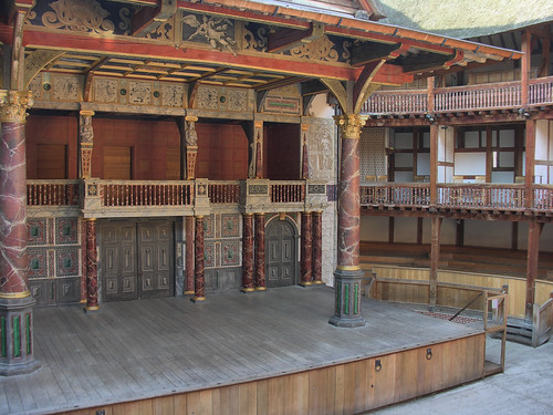 Shakespeare's - Globe Theatre | by Cyberslayer