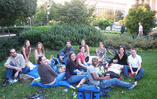 Jazz In The Sculpture Garden Picnic Explore Technotheory 39 S Flickr Photo Sharing