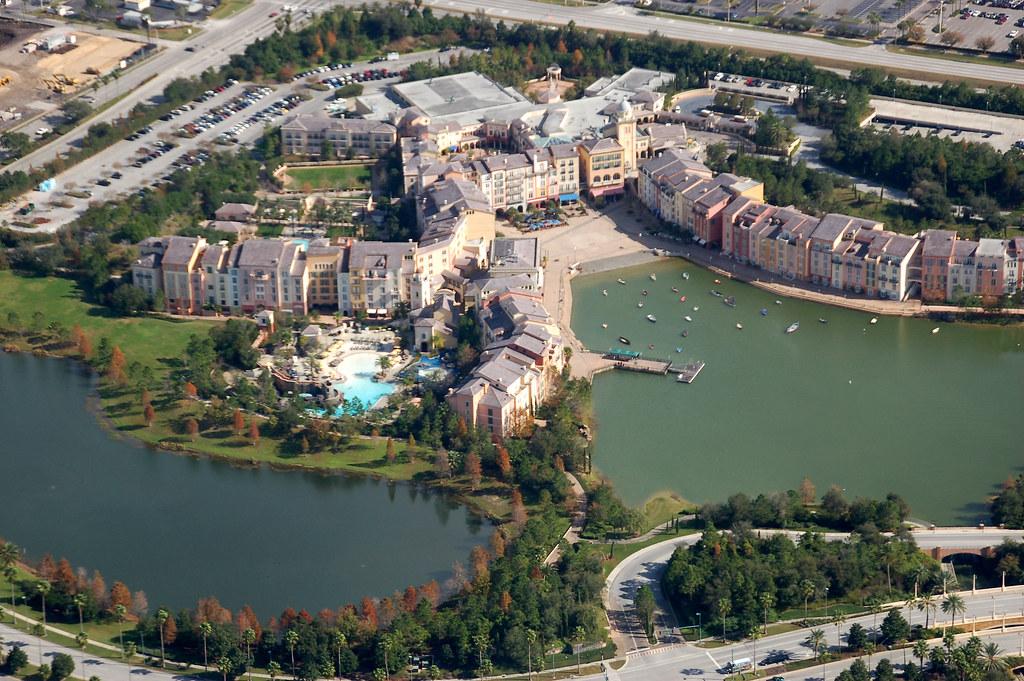 Portofino Bay Hotel Orlando Florida