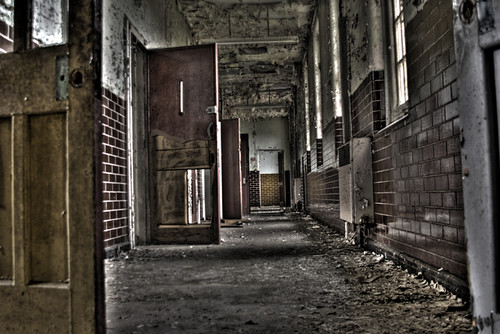 west park abandoned Asylum - an album on Flickr