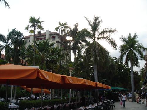 Miami Beach Outdoor Gym