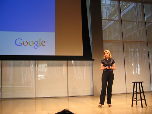 Marissa Mayer | by ctungsta