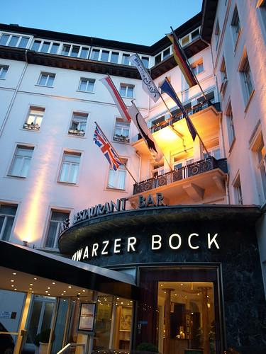 Schwarzer Bock Hotel Wiesbaden Germany My Second Stay