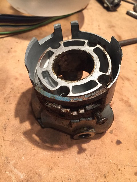 powder coating steering column? 32239176973_3e5803014d_z