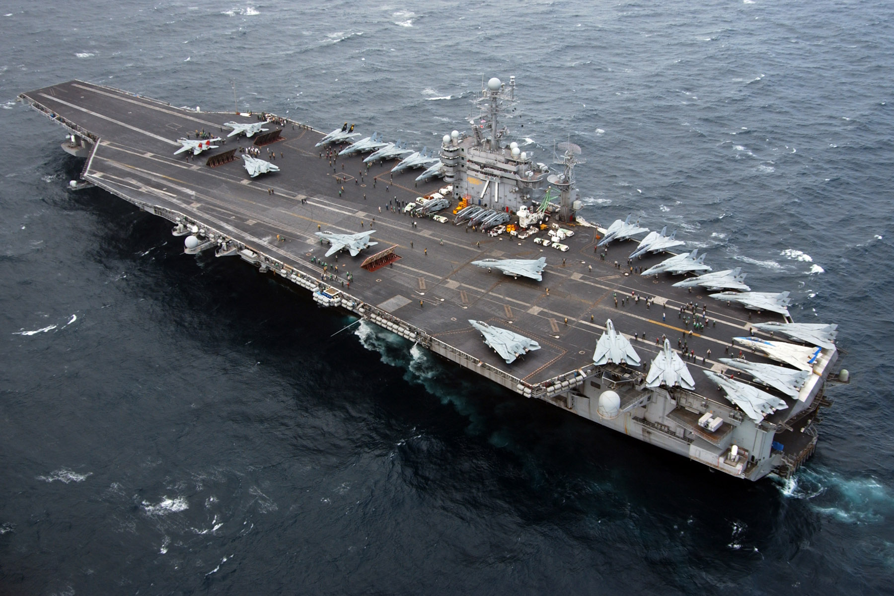 CV & CVN : Aircraft Carriers - Porte-avions - Page 15 32783436476_0a311b5f2b_o